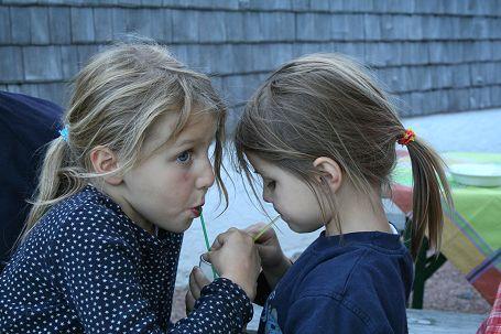 Lisa und Anna