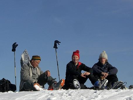 Grobriedel - Gipfel