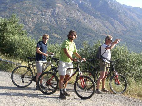 Radtour im Landesinneren