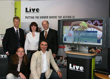 live-team