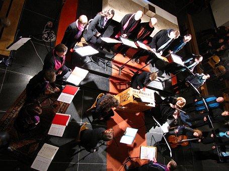 Konzert in der Pfarrkirche Parsch