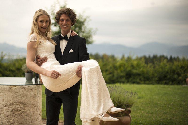 Hochzeitsfoto Lisi und Tim